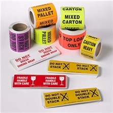 Pallet Products from Labelmaster
