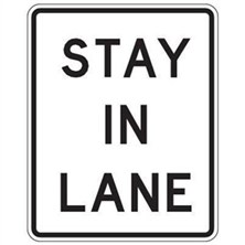 Stay in Lane