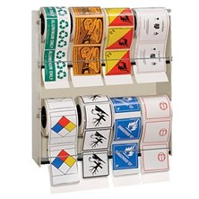 Heavy-Duty, Manual Label Dispensers