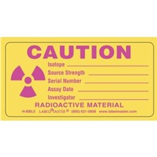 Medical Biohazard Labels