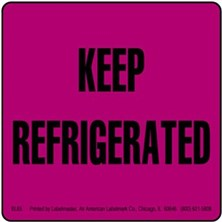 Keep Frozen or Refrigerated