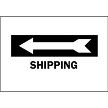 Shipping (Left Arrow)