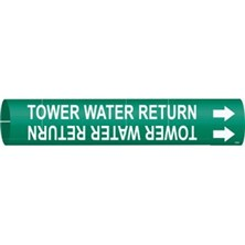 Tower Water Return
