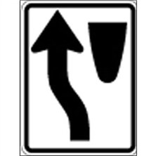 Divided Highway Left