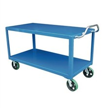 Steel Heavy-Duty Service Carts