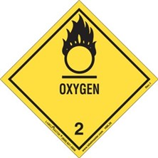 Worded Oxygen Labels