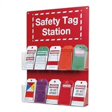Tag Holders & Accessories