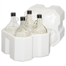 EPS Foam for Glass Bottles