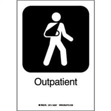 Outpatient Signs
