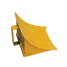 Steel Wheel Chocks