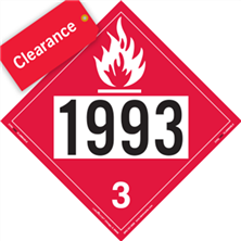Placards Clearance