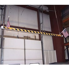 Overhead Door Warning Barriers