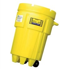 95-Gallon Wheeled Salvage Drum Spill Kits