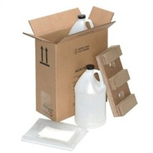 Plastic Packaging, 2 x Kits