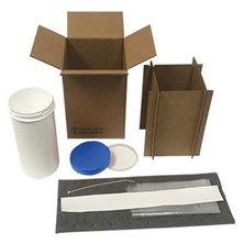 4GV Packaging Kit with HDPE Secondary Containment