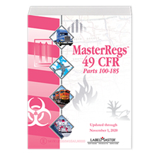 MasterRegs 49 CFR - From Labelmaster