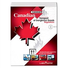 Canadian Transportation of Dangerous Goods Regulations