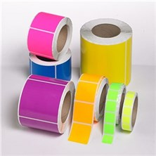Paper Square Labels
