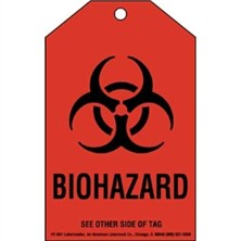 Biohazard Tags