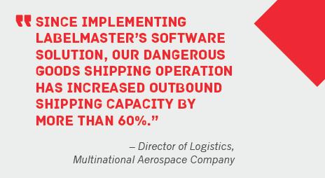 Dangerous Goods Shipper Responsibilities from Labelmaster
