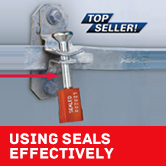 Compliant Shipping Container Security Seals - Indicative, High