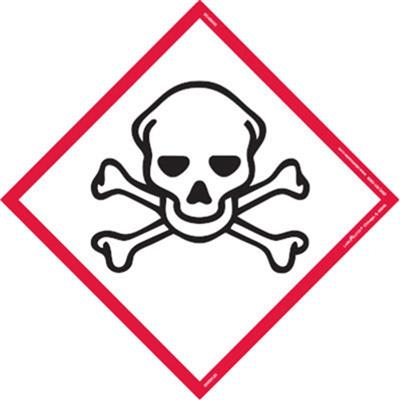Sour Crude Oil Hazard Marking