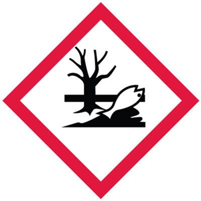 GHS Aquatic Hazard Label