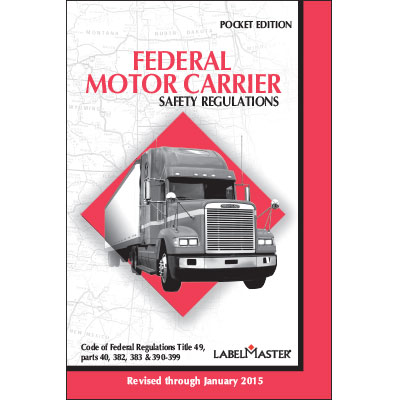 federal motor carrier safety regulations pdf todayrcxh