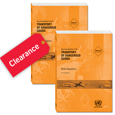 UN Recommendations on the Transport of Dangerous Goods