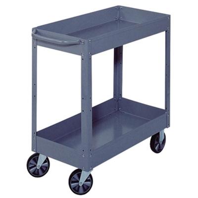 Industrial Steel Rolling Cart, 400-lb  Cap , 16