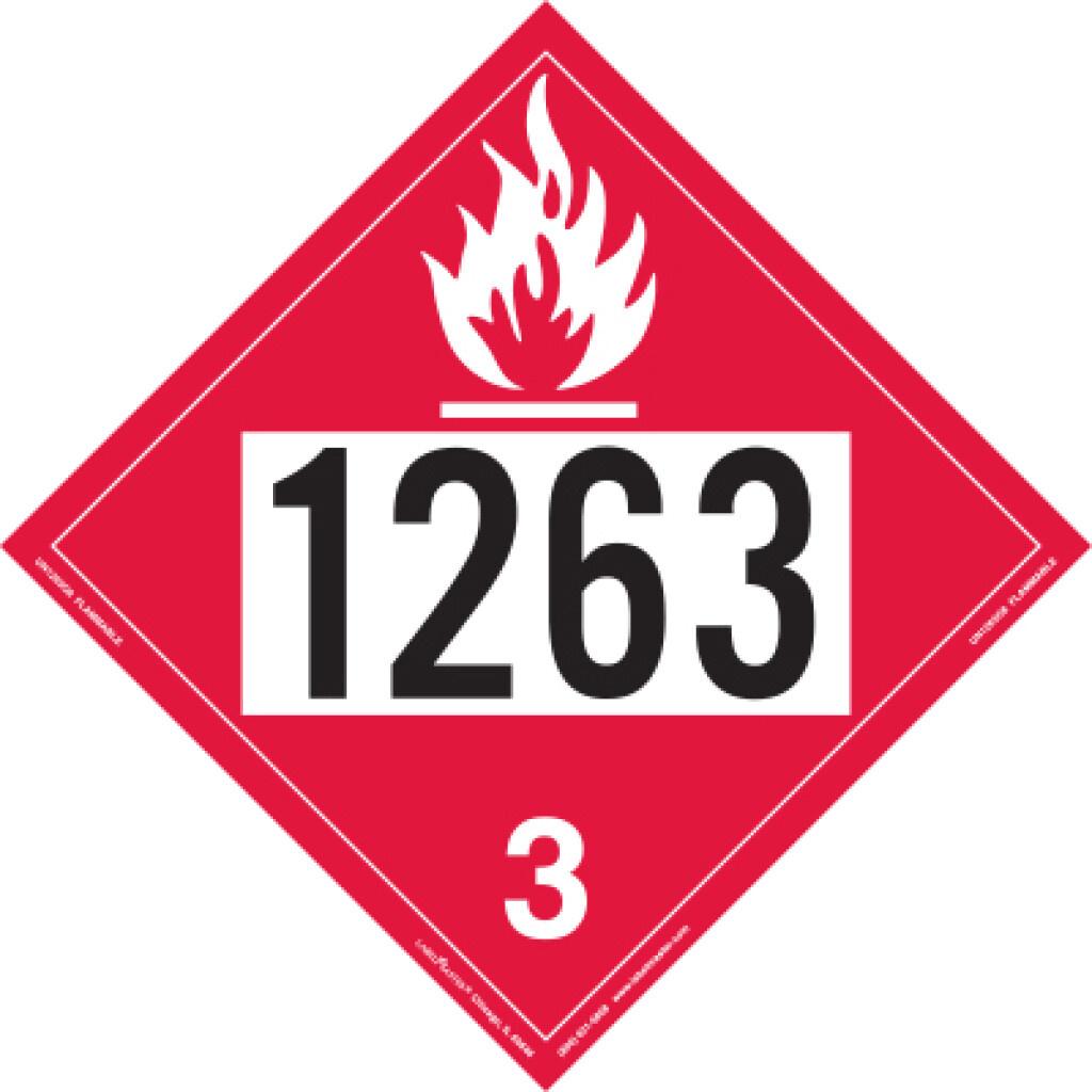 Hazmat Labels for Extreme Conditions